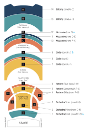 28 Problem Solving Overture Seating Chart