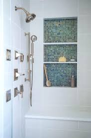 bathtub niche tile ideas bathroom wall niches