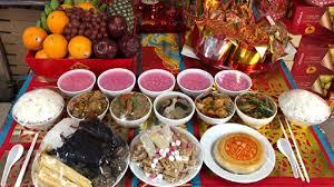 วิธีจัดโต๊ะไหว้ตรุษจีน 2564 มีอะไรบ้าง อาหารมงคล ขนม ผลไม้ ธูปกี่