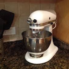 kitchenaid mixer white. that\u0027s when i think of the serenity prayer and how had accepted my white kitchenaid mixer as something that could not be changed suddenly i\u0027m kitchenaid
