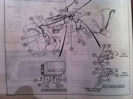 thermostart on ford 3000 yesterday s tractors the schematic i have is almost useless because the greyscale or colors didn t copy into the reprint manual you can see that in the third image you ll