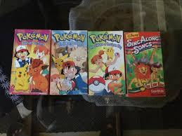Pokemon vhs tape, Music & Media, CD's, DVD's, & Other Media on Carousell