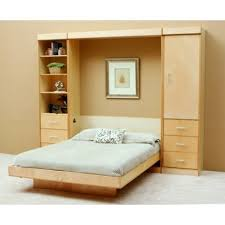 wood brown wall bed rs 37000 piece rk