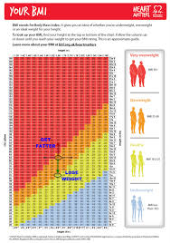 British Heart Foundation Bmi Chart Drew Wants To Get Fit Day 2