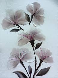 one stroke paintingtole paintingfabric