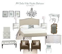 Bedroom Mood Board Am Dolce Vita Design Boards