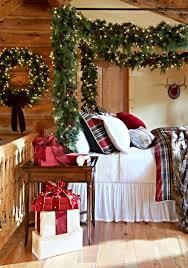 Lovely Christmas Greenery for the Bedroom ~*