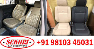 fortuner seat manufacturers