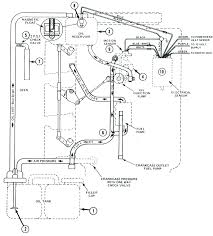 continuouswave whaler reference mercury oil injection dwg diagram of mercury oil injection system
