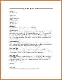 5 Cover Letter Address Marital Settlements Information