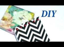 diy wall art recycle your shoebox