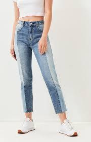 Pacsun Skirt Size Chart Pacsun Koharu Blue Vintage Icon Mom Jeans