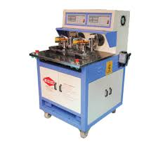 standard automatic dual drive ceiling fan winding machine