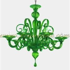 san marco lampara cristal murano glass chandelier