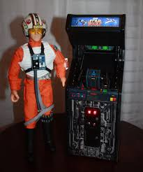 Star Wars Cabinet Star Wars Micro Complete With Video