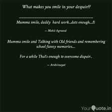 Mumma Smile And Talking W Quotes Writings By Arohi Inayat