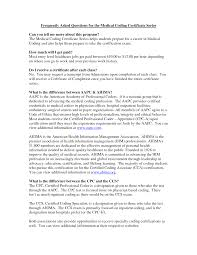 Medical Billing Resume Resume Badak With Resume Format For Medical