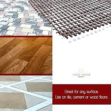how to keep area rugs from slipping on hardwood floors high quality non slip rug pads how to keep area rugs from slipping