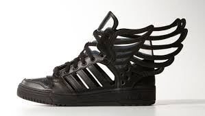adidas shoes high tops wings. the adidas jeremy scott wings 2.0 cuts it out, literally shoes high tops g