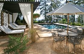 Image result for mediterranean lounge and pool area