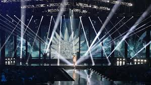 Beauty Pageant Stage Design Robe Is Mega Beautiful