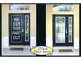 stained glass door inserts stained glass doors inserts leaded glass front doors traditional and classic front stained glass door