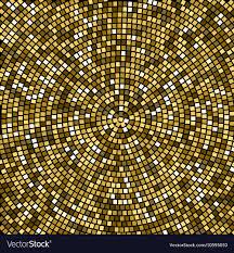 Mosaic Design Radial Tile Mosaic Design Background Pattern