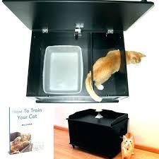 Decorative Cat Litter Box Covers Hidden Litter Box Furniture Cat Furniture Litter Box Cat Litter 80