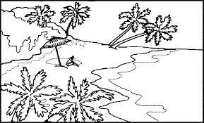 Small Picture Landscape Coloring Pages Throughout creativemoveme