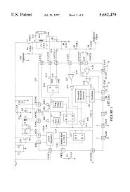 patent us lamp out detection for miniature cold cathode patent drawing