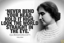 Helen Keller Quotes Magnificent Helen Keller Quotes Famous Quotes By Helen Keller Page 48 Quoteswave