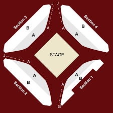 Marriott Theatre Lincolnshire Il Seating Chart Stage