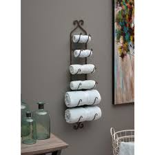 wine towel rack. Unique Rack Rustic TowelWine Rack Brown Towel And Quilt Inside Wine R