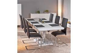 Table Rectangulaire Meuble Cuisine Salon Salle Achatvente