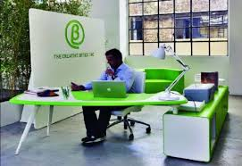 it office design. Creative Office Defined By A Single Piece Of Furniture Design Picture It