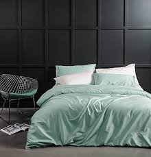 high thread count duvet cover. Unique Count Solid Color Egyptian Cotton Duvet Cover Luxury Bedding Set High Thread Count  Long Staple Sateen Weave With