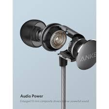 Tai nghe có dây ANKER SOUNDCORE SoundBuds Verve có mic - Tai nghe Anker  A3801 - Hàng chính hãng bảo hành 18 tháng - Tai nghe có dây nhét tai
