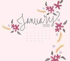 Desktop Wallpaper January 2020