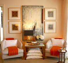 absolutely gorgeous transitional bedroom table decoration decoratively wall art warm colors and wall decor
