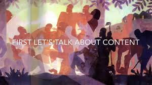 Harlem Renaissance how to recognize an Aaron Douglas Painting - YouTube