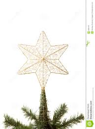 Royalty-Free Stock Photo. Download Star On Top Of Christmas Tree ...