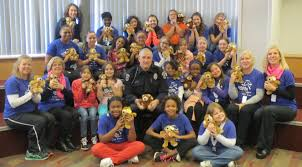 Fall 2014 Community Service Projects Girls On The Run St Louis