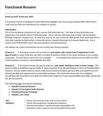 functional resume format example functional resume format example resume and cover letter resume