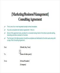 51 Sample Contract Templates Pages Docs Word