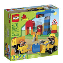 LEGO DUPLO MY FIRST CONSTRUCTION SET Top toys for 4 year old boys - TOP TOYS