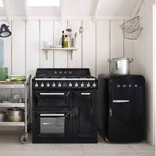 50s Style Kitchen Appliances Smeg Fab10hrp 55cm Cream Small 50s Style Fridge Appliance Source