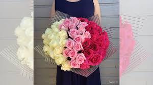 25 роз Эквадор. <b>Букет &quot</b>;<b>Симфония&quot</b>; купить в ...