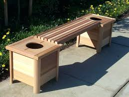 planter bench plans outdoor planter bench fancy benches wood with plans 0 diy planter bench designs planter bench