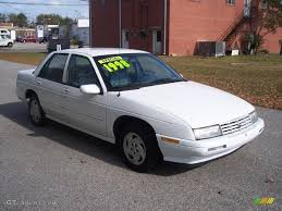 Chevrolet Corsica 1995 photo and video review, price ...