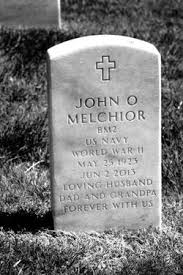 "John O. ""Jack"" Melchior (1923-2013) - Find A Grave Memorial"